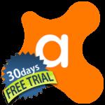 Антивирус Avast на 30 дней бесплатно