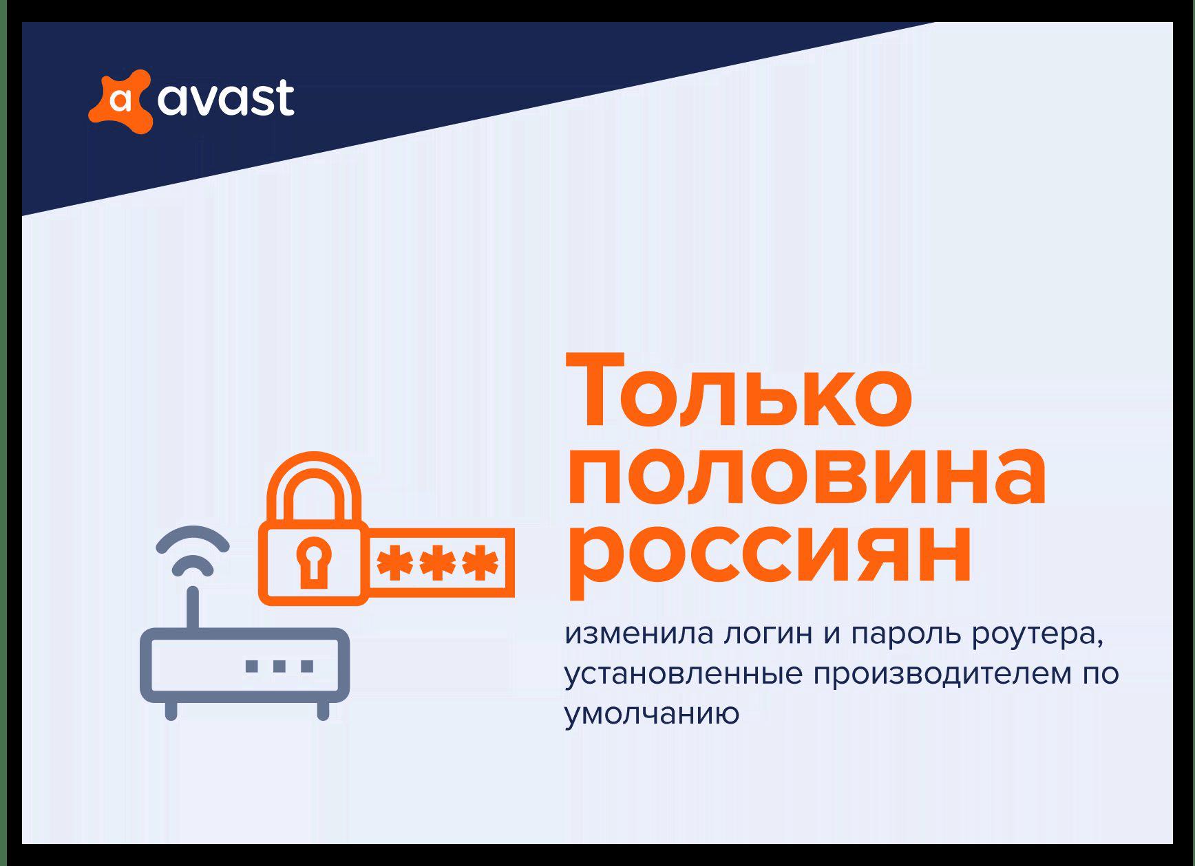Картинка Предупреждение безопасности Avast