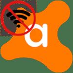 Почему Avast блокирует интернет