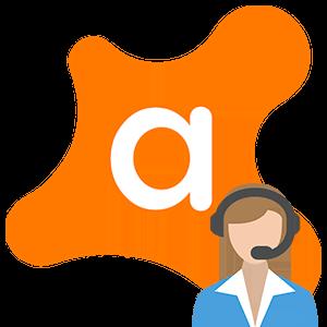 Техническая поддержка Avast