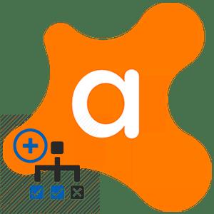 Как добавить исключение в Avast