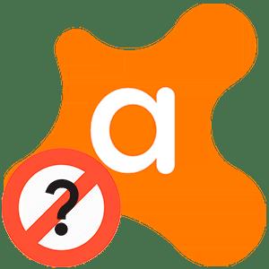 Как выключить антивирус Avast